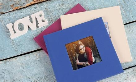 Fotolibro personalizado formato cuadrado con tapa de ecocuero o tela con Colorland (ES) (hasta 177,75€ de descuento)