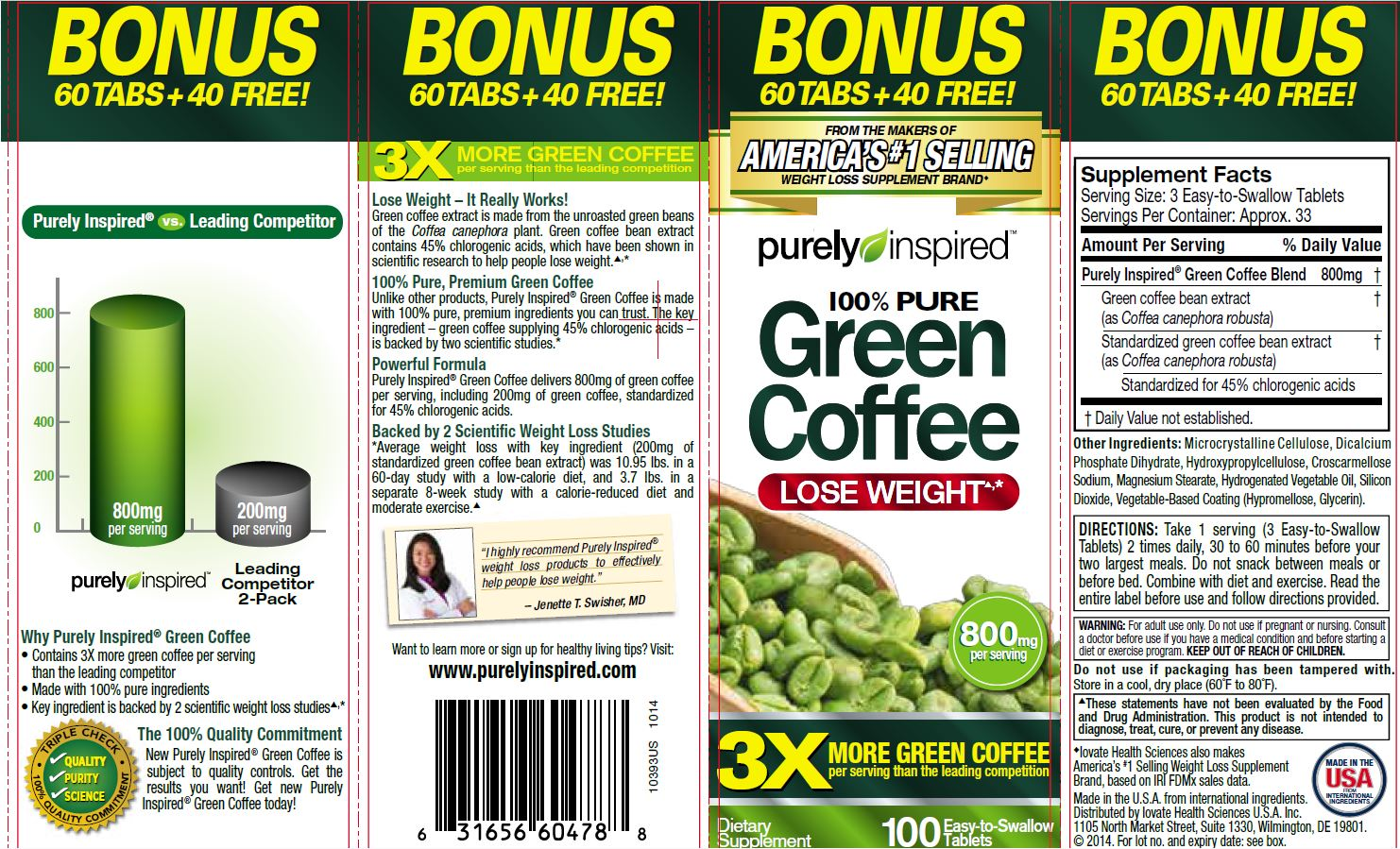 garcinia cambogia and green coffee bean how much to take