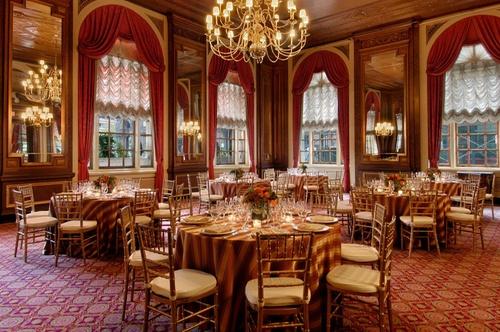 Conference Room In Fairmont Copley Plaza Hotel In Boston Ma