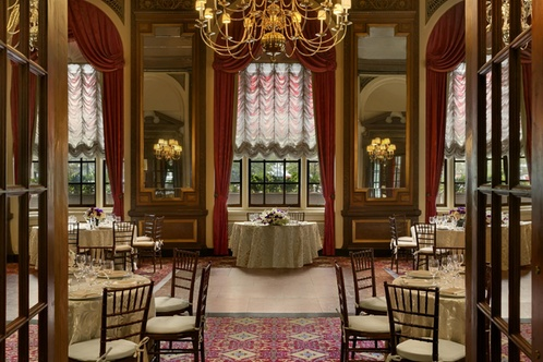 Conference Room In Fairmont Copley Plaza Hotel