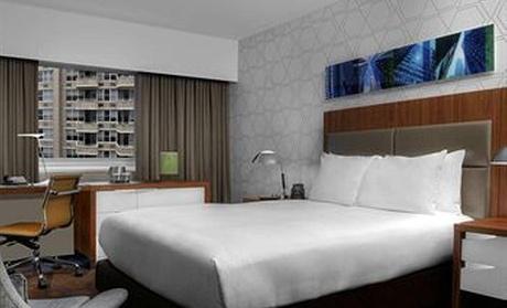 The DoubleTree by Hilton Hotel Metropolitan
