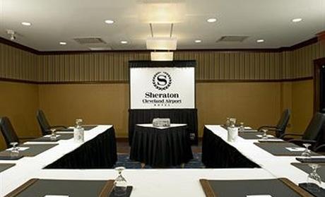 Sheraton Cleveland Airport Hotel