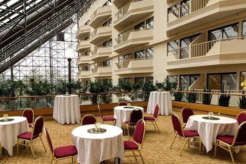 Doubletree By Hilton Hotel Newark Airport Newark