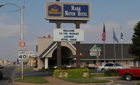 Best Western Plus Mark Motor Hotel