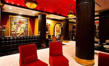Poseidon Spa, Grand Bohmeian Hotel