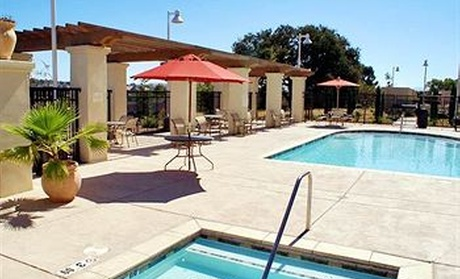 Courtyard Paso Robles