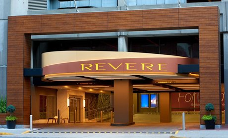 Groupon Revere Hotel Boston Common
