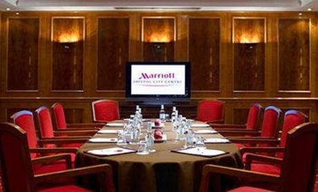 Restaurant at Bristol Marriott Hotel - City Centre
