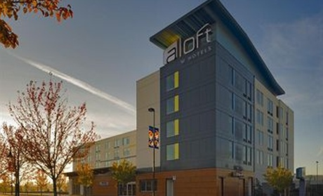 aloft Portland Arpt at Cascade Station