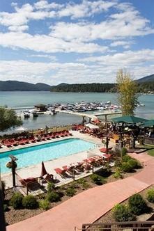 Lodge at Whitefish Lake   Whitefish