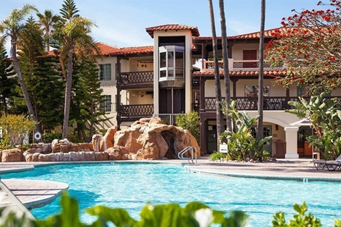 Emby Suites By Hilton Mandalay Beach Hotel Resort Oxnard
