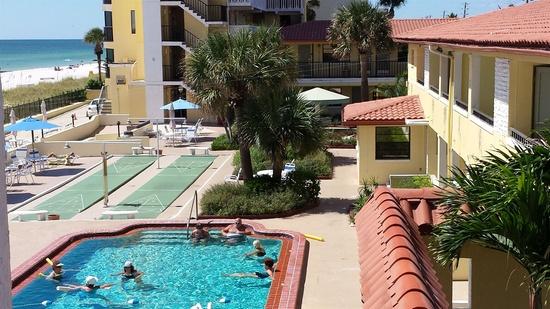 Shoreline Island Resort Motel Gulf Boulevard Madeira Beach Fl