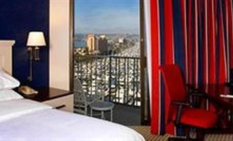 Sheraton San Diego Hotel And Marina