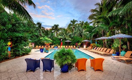Groupon Parrot Key Hotel Villas
