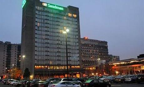 Sandman Hotel Montreal-Longueuil