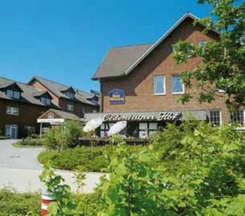 Best Western Hotel Oldentruper Hof Bielefeld Germany