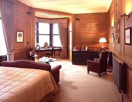 Number Of Hotel Rooms In Edinburgh