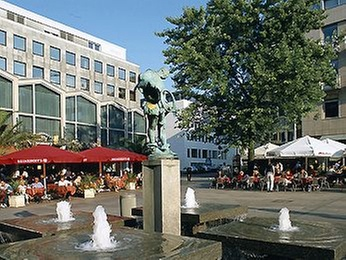 Mercure hotel dortmund city dortmund for Museum hotel dortmund