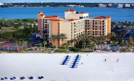 Image Placeholder For Sheraton Sand Key Resort