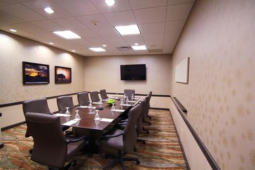 Embassy Suites Oklahoma City Will Rogers Airport | Oklahoma City