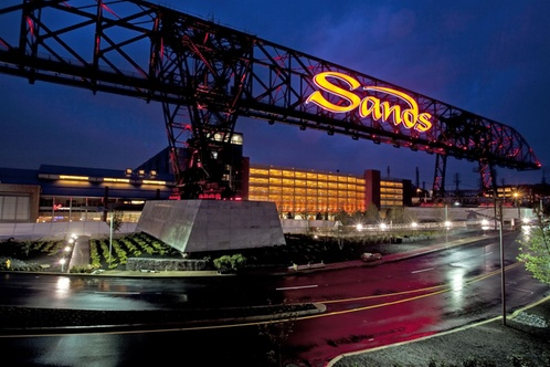 The sands casino hotel the gambling times