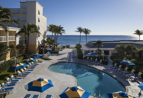 Highland Beach Holiday Inn Restaurant