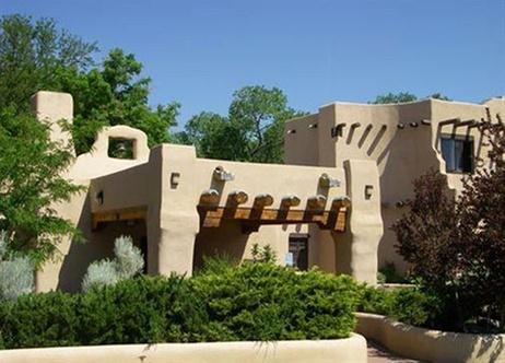 Sagebrush Hotel Taos New Mexico