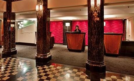 The Aladdin Hotel
