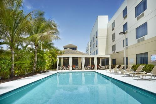 Hilton Garden Inn West Palm Beach Airport West Palm Beach