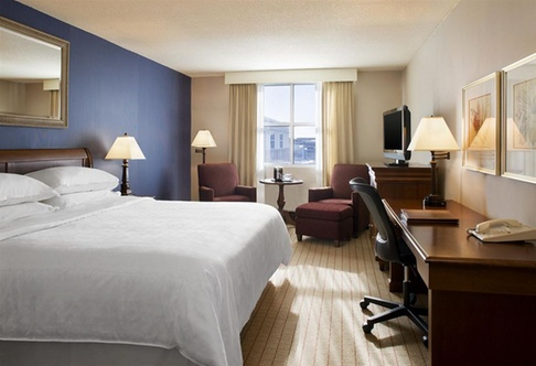 Sheraton Providence Airport Hotel Warwick