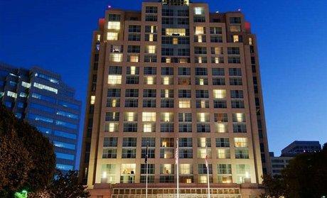 Groupon Hilton Los Angeles North Glendale