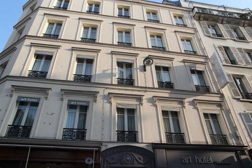 Art Hotel Batignolles Paris