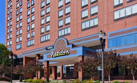 Groupon Radisson Hotel Lansing