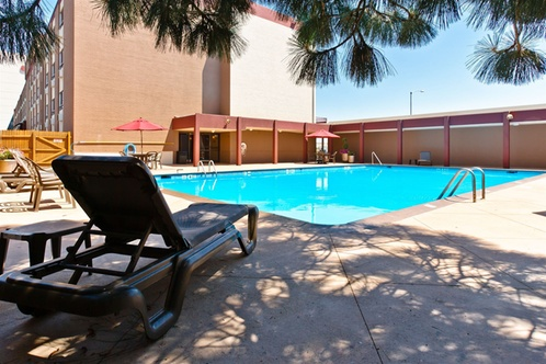 Quality Inn Amp Suites Denver Stapleton Denver