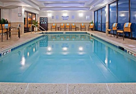 Courtyard By Marriott Chicago Midway Airport Chicago