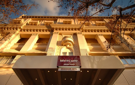 mercure grosvenor hotel adelaide adelaide