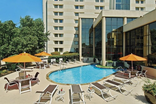 Hilton Hotels Near Charlotte Douglas International Airport