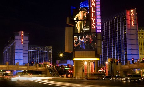 Groupon Bally S Las Vegas Hotel