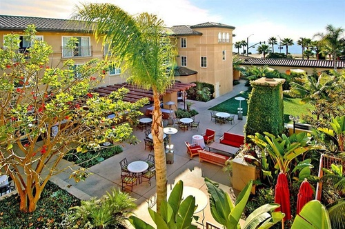 Getaways MARKET PICK. About Hilton Garden Inn Carlsbad Beach