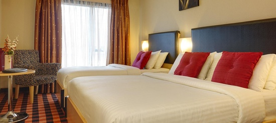 Best Western Plus Academy Plaza Hotel Fitness Room