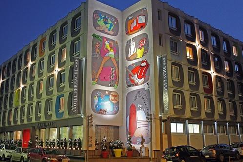 Hotel Lyon Perrache Confluence