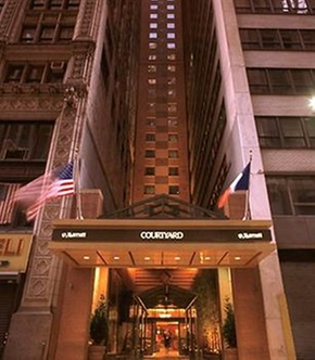 courtyard by marriott new york manhattan times square new york