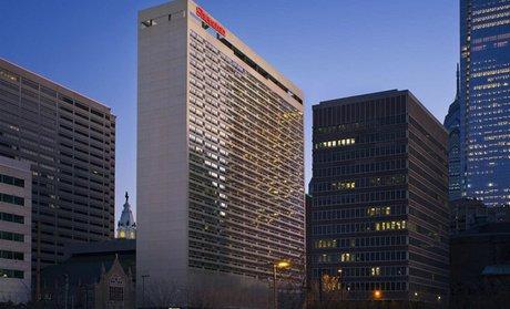 Groupon Sheraton Philadelphia Downtown Hotel