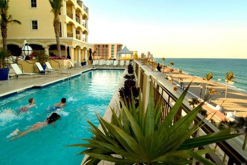 The Atlantic Hotel Spa Fort Lauderdale