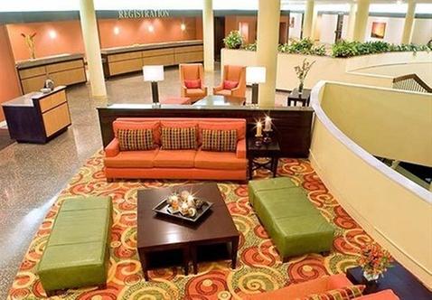 Houston Airport Marriott At George Bush Intercontinental Houston