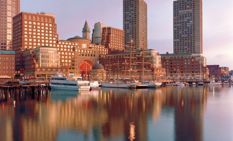 Groupon Boston Harbor Hotel