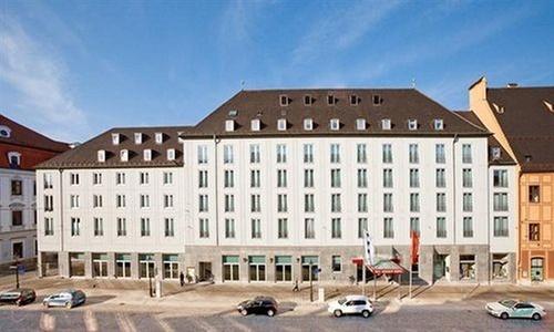 Hotel St Ulrich Augsburg
