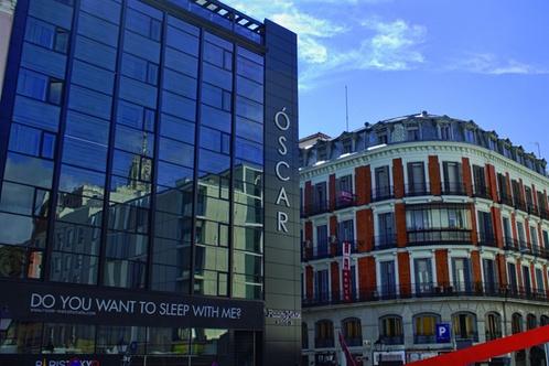 Madrid Plaza De Pedro Zerolo  Hotel Room Mate