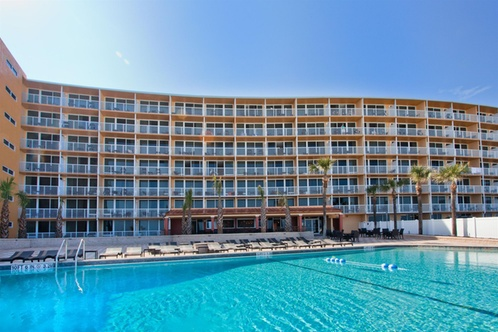 Holiday Inn Resort Daytona Beach Oceanfront 1615 S Atlantic Ave Florida 32118 Get Directions Hotel Image