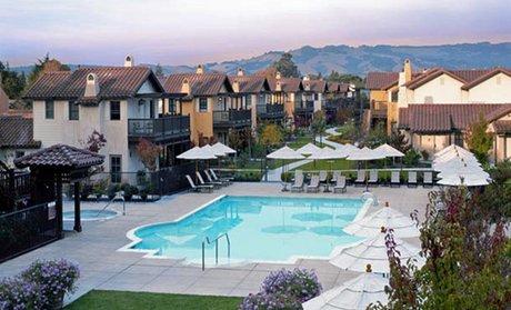 The Lodge At Sonoma Renaissance Resort Spa